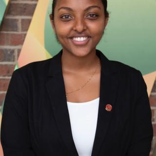 Naomi Admasu, Secretary