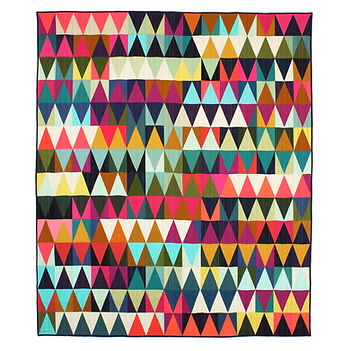 Tara Faughnan_Diamonds Quilt #2_SQUARE.j