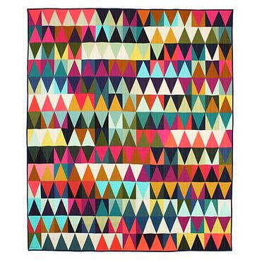 Tara Faughnan_Diamonds Quilt #2_SQUARE.j