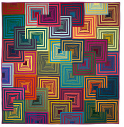 House Top Quilt-2010