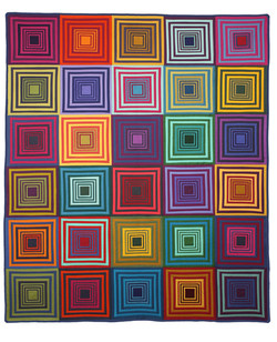 House Top 2 Quilt