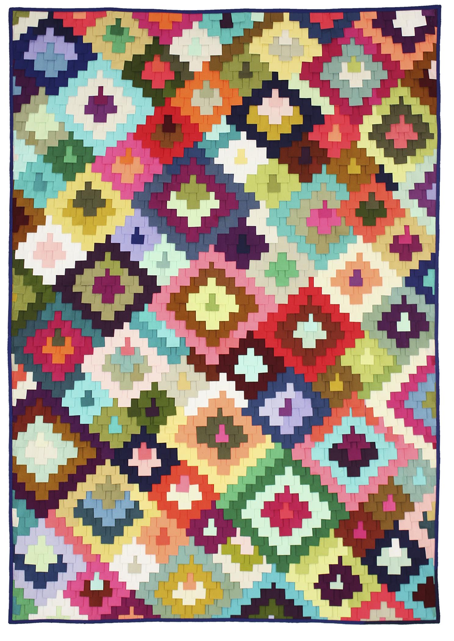 Bazaar Quilt 2016