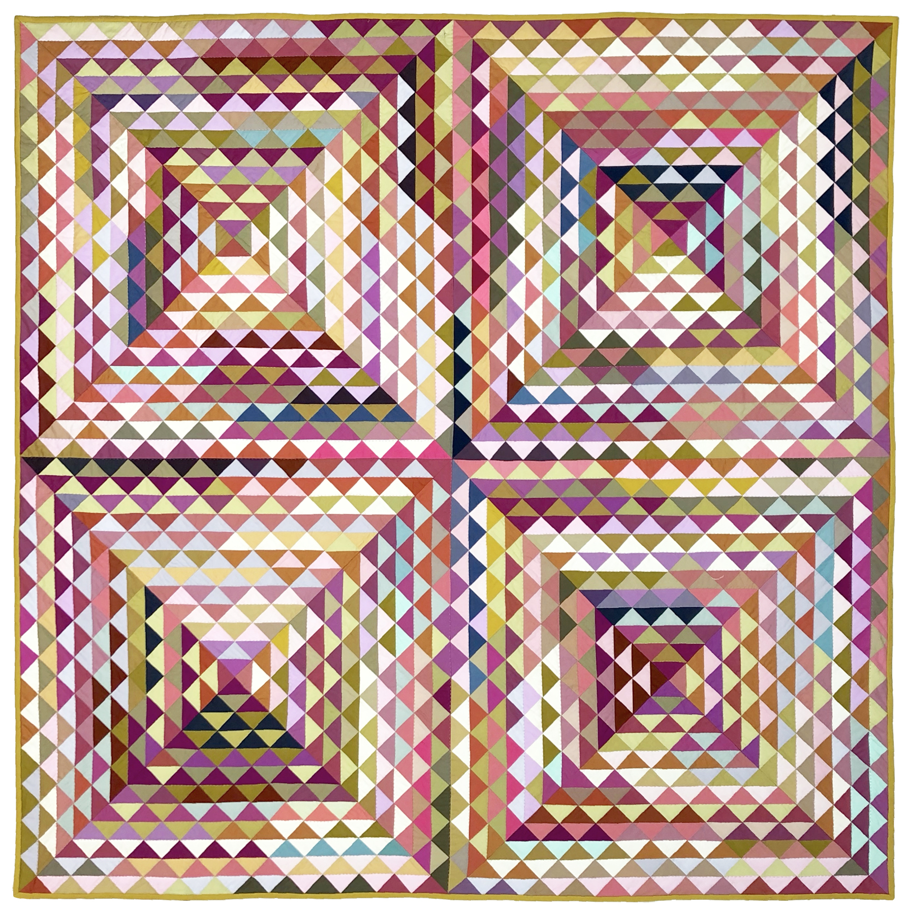 Railroad Crossing Quilt