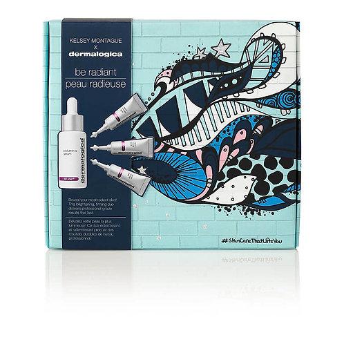 Dermalogica Be Radiant x Kelsey Montague Gift Set