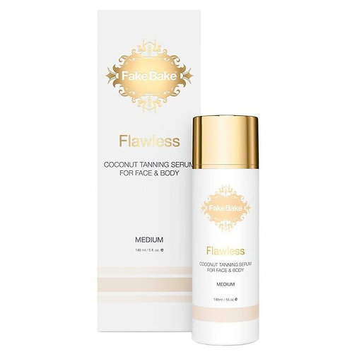 Flawless Coconut Tanning Serum for Body and Face