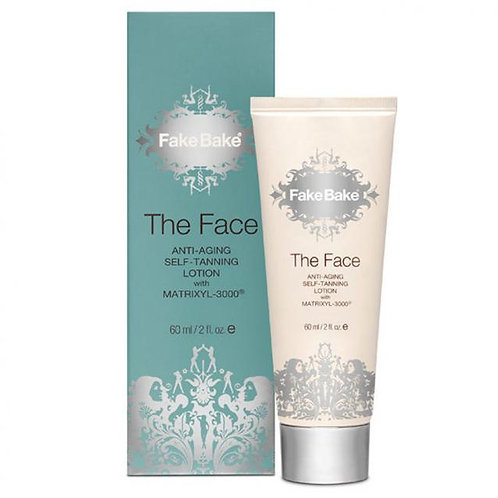 The Face Anti-Aging Sel-Tan Lotion with Matrixyl-3000