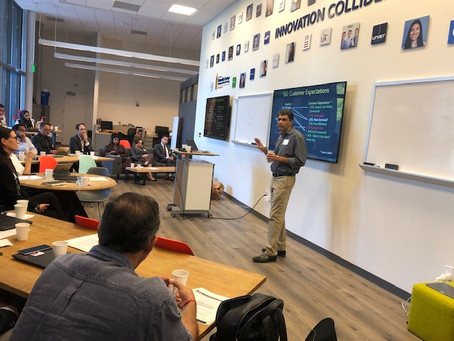 SCET to use Innovation Engineering framework for Spring 2020 5G Course