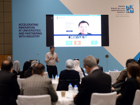 Ikhlaq Sidhu hosts workshop to help universities accelerate innovation through industry collaboratio