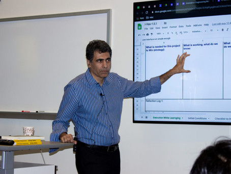 Innovation Engineering Workshop Paves the Way for Future Creation