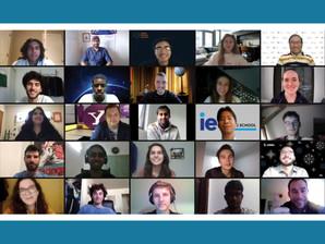 SCET students shine in Global Venture Catalyst Design Sprint