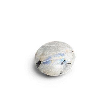 Moonstone Palm Stone