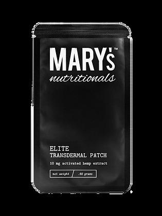 Mary's Nutritionals Transdermal CBD Patch
