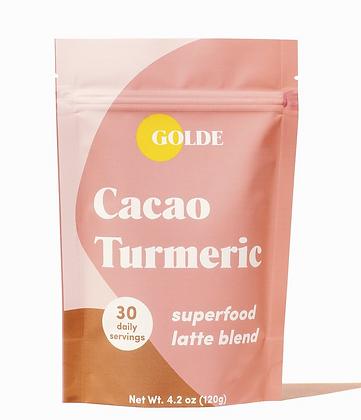 GOLDE | Cacao Turmeric Latte Blend