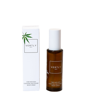 Vertly CBD Cooling Recovery Spray