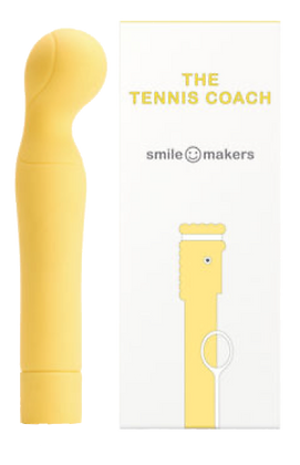 Smile Makers The Tennis Coach Vibrator
