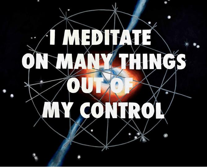 I Meditate