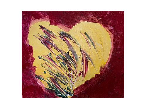 "Print: ""Love's Spirit"""