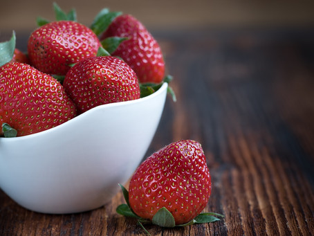 Beauty called Strawberries