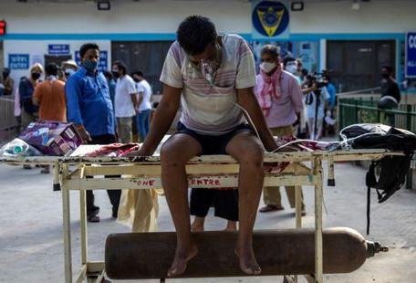 Covid en Inde : l'aide internationale arrive enfin, celle de la France en fin de semaine