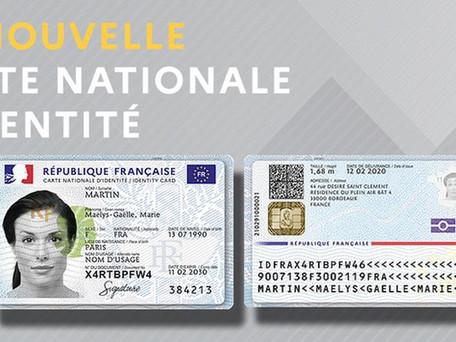 La nouvelle « carte d'identité numérique » est généralisée ce lundi 2 août