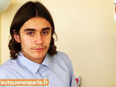 Passage à tabac de Yuriy, adolescent de 15 ans