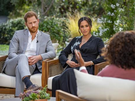 La famille royale britannique dans une nouvelle crise suite à l'interview de Meghan et Harry
