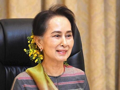 Suite coup d'Etat militaire en Birmanie, les partisans d'Aung San Suu Kyi réclament des nouvelles