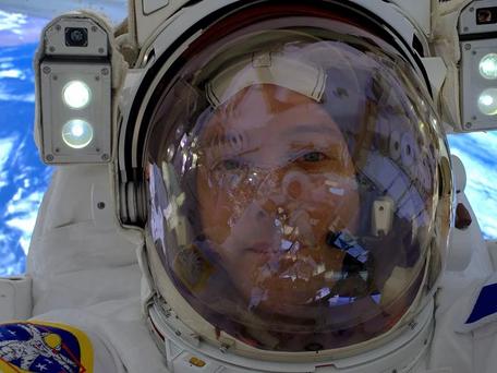 Espace: mission partiellement réussie pour Thomas Pesquet lors de sa sortie extravéhiculaire