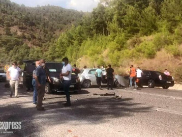 Accident de voiture pendant le tournage de Pékin Express saison 14, Aurore et Jonathan se livrent