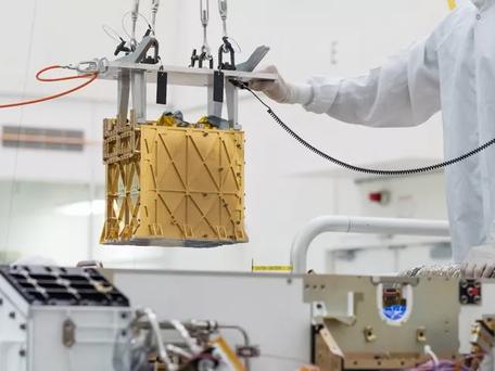 Mission Perseverance sur Mars : Le rover a synthétisé de l'oxygène sur place