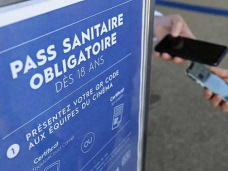 Pass sanitaire : la fréquentation des cinémas en très forte baisse
