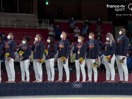 JO de Tokyo : qui sont les JUDOKAS français, premiers champions olympiques mixte ?