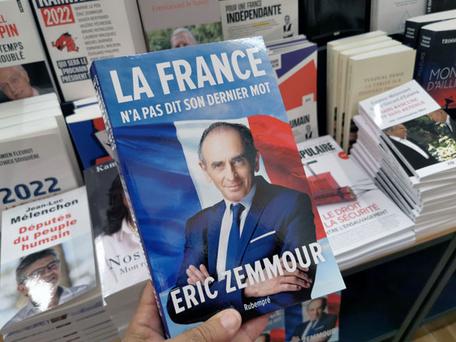 Eric Zemmour : plus de 78 000 exemplaires écoulés en six jours pour son livre