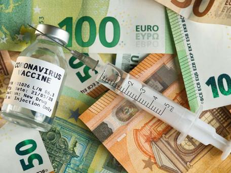 Vaccin contre le Covid-19 : 28 milliards d'euros de bénéfices, les caisses sont pleines pour Pfizer