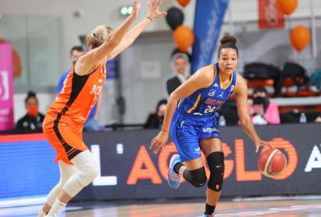 Basket feminin : montpellier et basket landes en finale