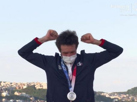 JO de Tokyo : qui est THOMAS GOYARD, vice champion olympique de planche à voile