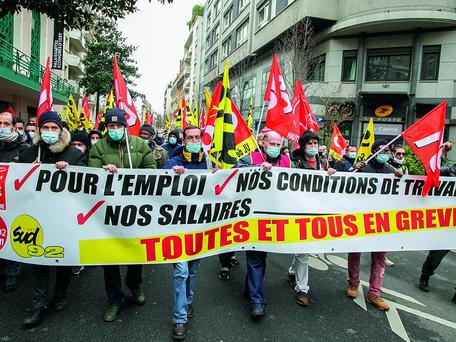 La poste : grève nationale le 18 mai
