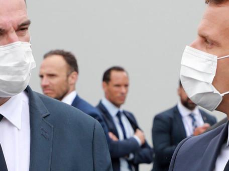 Emmanuel Macron va être contraint à faire un nouveau tour de vis face au variant Delta