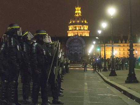 Couvre-feu : une fête aux Invalides stoppée par la police