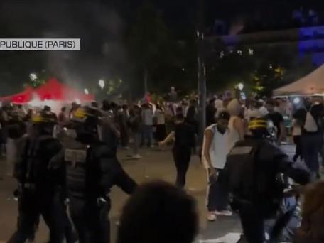 Fête de la musique: des débordements un peu partout en France