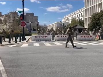 Un policier est mort lors d'une attaque contre le Capitole, à Washington