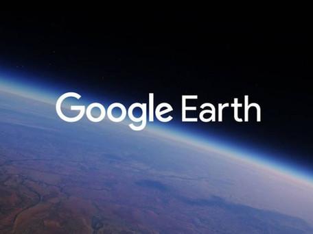 Google Earth : 40 ans d'évolution en un clic c'est impressionnant ! Voyage dans le temps possible