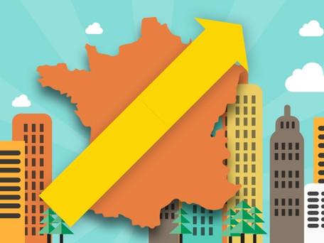 Croissance économique: l'Insee rehausse sa prévision de croissance à 6,25% pour 2021