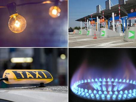 Etudiants, tarifs du gaz, du tabac, péages, tickets resto... Ce qui change au 1er février 2021
