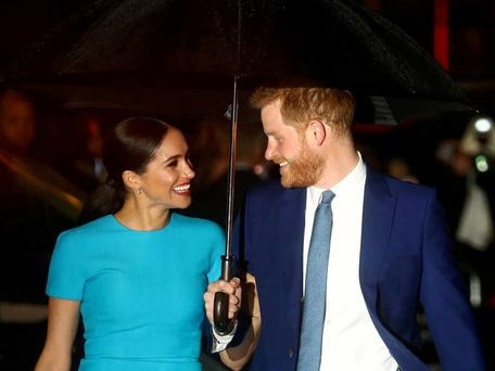 Famille Royale : la fille du prince Harry et de Meghan est née