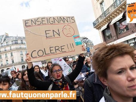 Grève dans le monde de l'éducation ce mardi 26 janvier