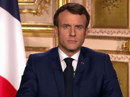 """Covid : Semaine décisive, Macron affirme que """"rien n'est encore décidé"""""""