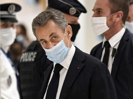 Nicolas Sarkozy condamné à trois ans de prison se défend et se dit victime d'une injustice