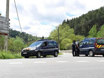 Cévennes: la traque du tireur auteur du double meurtre de la scierie des Plantiers s'amplifie