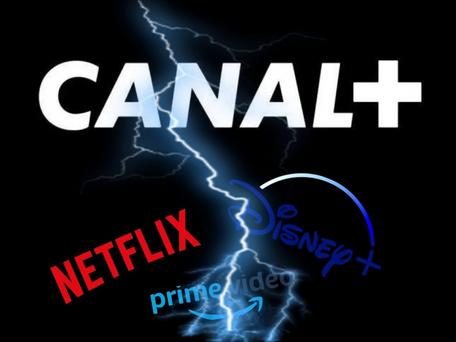 Canal + : Diffusion de films 3 mois après leur sortie